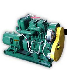 Diesel Genset Specifications